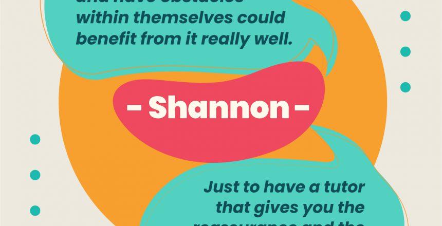 Shannon Quote Graphic 1